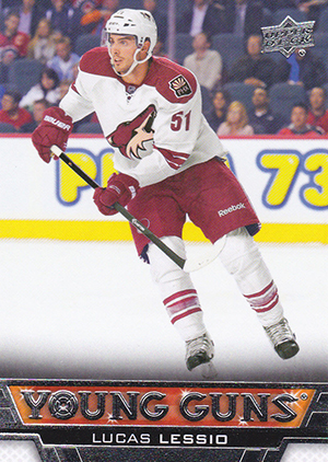 See All 100 of the 2013-14 Upper Deck Hockey Young Guns 20