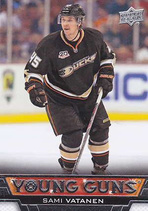See All 100 of the 2013-14 Upper Deck Hockey Young Guns 22