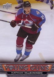 2013-14 Upper Deck Series 1 Hockey Cards 22