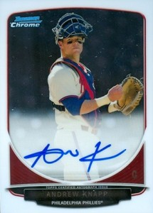 Breaking Down the 2013 Bowman Chrome Draft Prospect Autographs Checklist 26