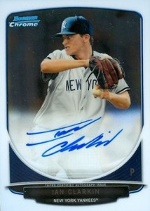 Breaking Down the 2013 Bowman Chrome Draft Prospect Autographs Checklist 11