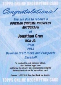 Breaking Down the 2013 Bowman Chrome Draft Prospect Autographs Checklist 13
