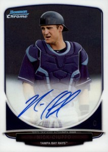 Breaking Down the 2013 Bowman Chrome Draft Prospect Autographs Checklist 17