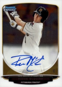 Breaking Down the 2013 Bowman Chrome Draft Prospect Autographs Checklist 20
