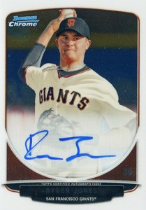 Breaking Down the 2013 Bowman Chrome Draft Prospect Autographs Checklist 19
