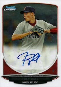Breaking Down the 2013 Bowman Chrome Draft Prospect Autographs Checklist 45