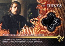 2013 Breygent The Tudors: The Final Season Trading Cards 25