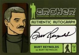 2014 Cryptozoic Archer Seasons 1-4 Autographs Guide 8