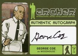 2014 Cryptozoic Archer Seasons 1-4 Autographs Guide 10