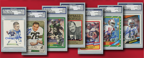 2013 Leaf Ink Football Cards 3