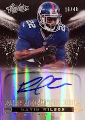 2013 Panini Absolute Football Cards 28