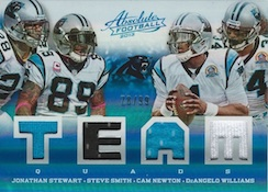 2013 Panini Absolute Football Cards 35