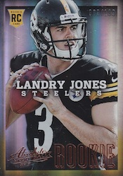 2013 Panini Absolute Football Cards 25