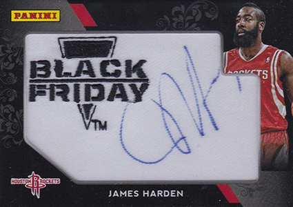 2013 Panini Black Friday Trading Cards 24