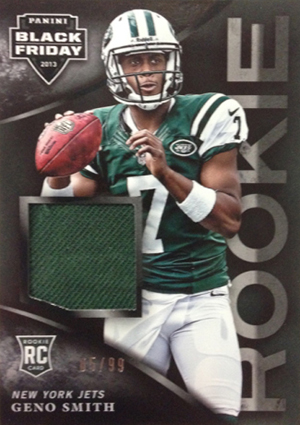 2013 Panini Black Friday Trading Cards 23