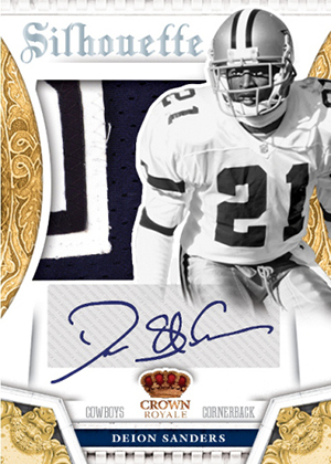 4547dd926cb 2013 Panini Crown Royale Football Checklist, Set Info, Boxes, More