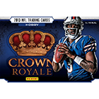 2013 Panini Crown Royale Football Cards