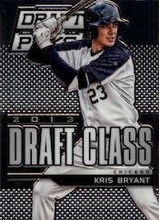 2013 Panini Prizm Perennial Draft Picks Baseball Cards 25