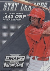 2013 Panini Prizm Perennial Draft Picks Baseball Cards 32