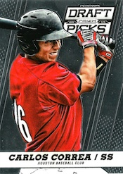 2013 Panini Prizm Perennial Draft Picks Baseball Cards 24