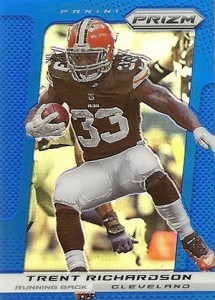 Sorting Through the 2013 Panini Prizm Football Prizm Parallels and Where to Find Them 2