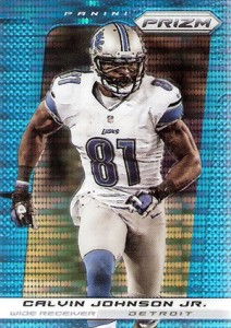 Sorting Through the 2013 Panini Prizm Football Prizm Parallels and Where to Find Them 10
