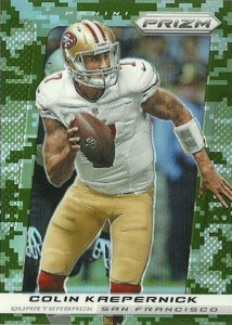 Sorting Through the 2013 Panini Prizm Football Prizm Parallels and Where to Find Them 3