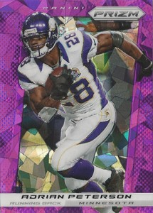 Sorting Through the 2013 Panini Prizm Football Prizm Parallels and Where to Find Them 6