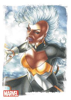 2013 Rittenhouse Women of Marvel Series 2 Trading Cards 22