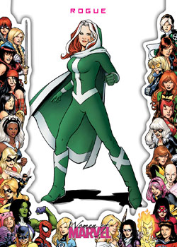 2013 Rittenhouse Women of Marvel Series 2 Trading Cards 25