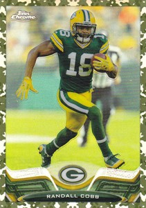 2013 Topps Chrome Football Variation Short Prints Guide 89