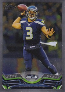 2013 Topps Chrome Football Variation Short Prints Guide 91