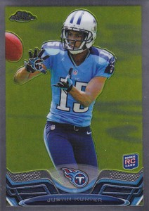 2013 Topps Chrome Football Variation Short Prints Guide 11
