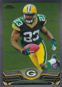 2013 Topps Chrome Football Variation Short Prints Guide 105