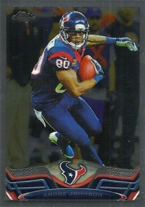 2013 Topps Chrome Football Variation Short Prints Guide 56