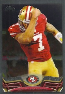 2013 Topps Chrome Football Variation Short Prints Guide 110