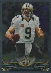 2013 Topps Chrome Football Variation Short Prints Guide 20
