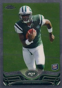 2013 Topps Chrome Football Variation Short Prints Guide 16