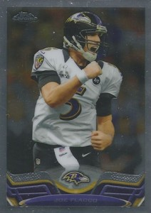 2013 Topps Chrome Football Variation Short Prints Guide 54