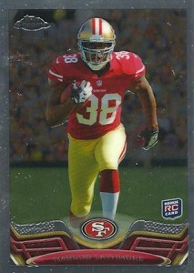 2013 Topps Chrome Football Variation Short Prints Guide 88