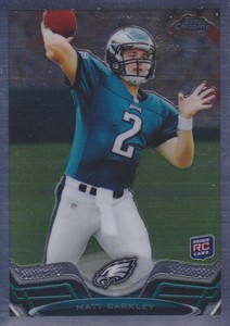 2013 Topps Chrome Football Variation Short Prints Guide 84