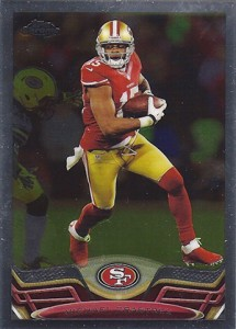 2013 Topps Chrome Football Variation Short Prints Guide 94