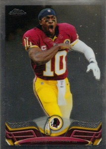 2013 Topps Chrome Football Variation Short Prints Guide 72