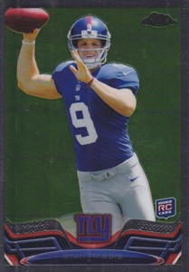 2013 Topps Chrome Football Variation Short Prints Guide 32