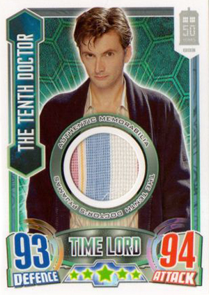 2013 Topps Doctor Who Alien Attax 50th Anniversary Trading Card Game 23
