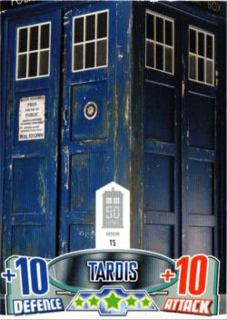2013 Topps Doctor Who Alien Attax 50th Anniversary Trading Card Game 24