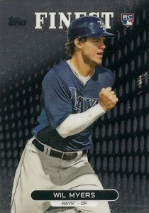 Wil Myers Rookie Card Guide 9