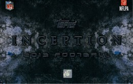 2013 Topps Inception Box 260x165 Image