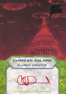 Martian Ink: 2013 Topps Mars Attacks Invasion Autographs Guide 13