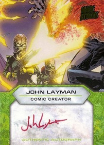 Martian Ink: 2013 Topps Mars Attacks Invasion Autographs Guide 18
